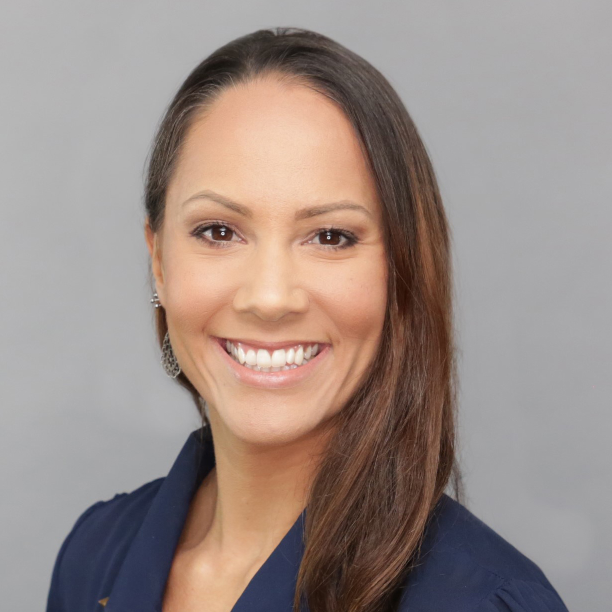 Barbara Silva smiling