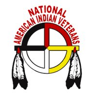 NATIONAL AMERICAN INDIAN VETERANS logo