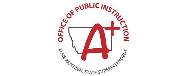 Montana Dept of Public Instruction Logo